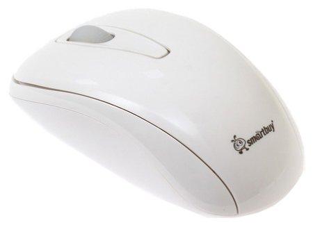 Мышь SmartBuy SBM-310AG-W White USB