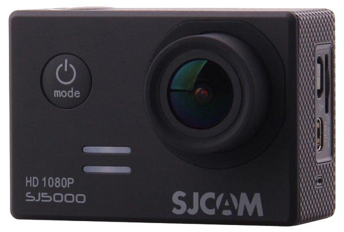 Сравнение с SJCAM SJ5000
