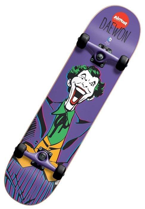 Скейтборд Almost Daewon Joker Full