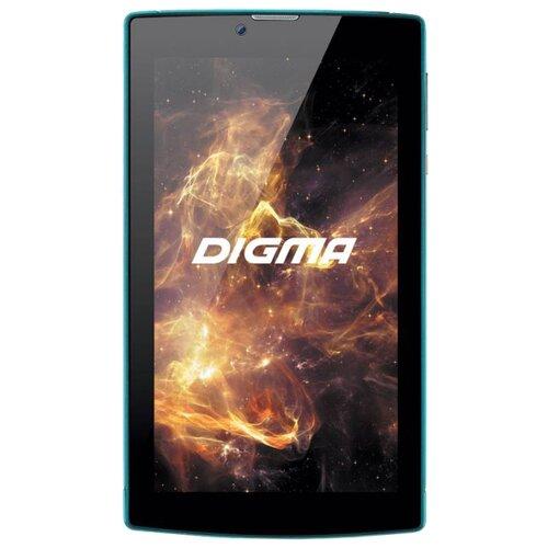Планшет Digma Plane 7012M 3G синийПланшеты<br>