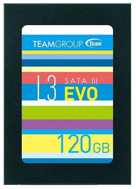 Твердотельный накопитель Team Group 120 GB (T253LE120GTC101) — купить по выгодной цене на Яндекс.Маркете