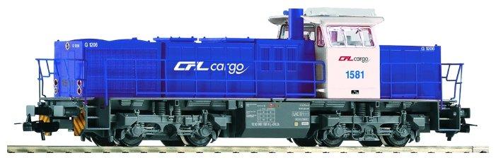 PIKO Локомотив G 1206 CFL Cargo, серия Expert, 59494 H0 (1:87)