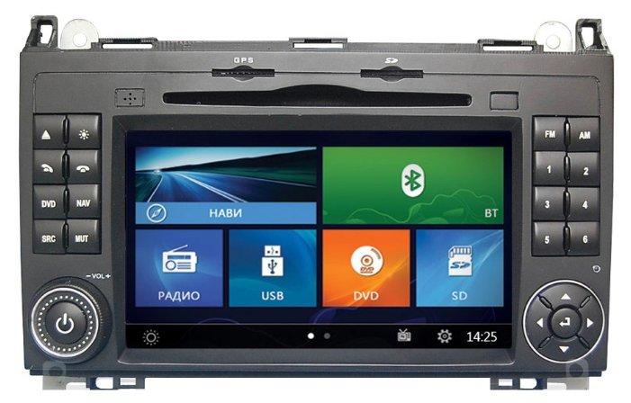 FarCar s90 Mercedes-Benz A ,B, Sprinter, Viano ,VW Crafter на Windows (k068)