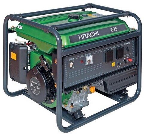 Бензиновый генератор Hitachi E35 (2800 Вт)