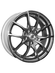 Колесный диск NZ Wheels SH630 (GMF) 6xR14 ET35 4*98 D58.6 - фото 1