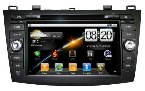 "Автомагнитола CarSys Android Mazda 3 New 8"""