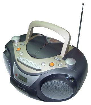 BRAVIS CD56-MP3