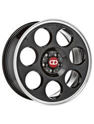 Колесный диск OZ Racing Anniversary 45 7/17 5*100 ET35 DIA68 Black Diamond Lip - фото 1