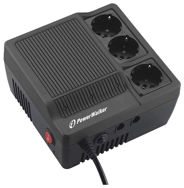 Стабилизатор напряжения PowerWalker AVR 1000