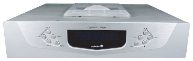 Audio Aero Capitole Reference CD Player