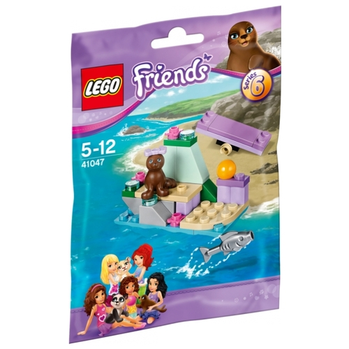 Конструктор LEGO Friends 41047 Скала тюленя