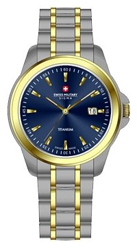 Наручные часы Swiss Military by Sigma SM603.424.27.021