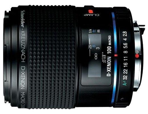 Объектив Samsung D-XENON 100mm f/2.8 Macro