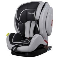 Автокресло группа 1/2/3 (9-36 кг) Welldon Encore SideArmor & CuddleMe IsoFix