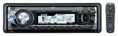 Автомагнитола JVC KD-DV7402