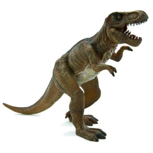 Фигурка Mojo Prehistoric & Extinct Тираннозавр Рекс 387040 geoworld набор для творчества диноарт тираннозавр рекс с 5 лет