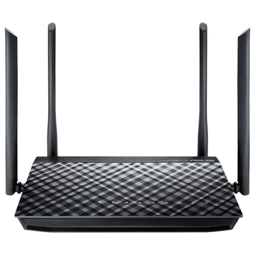 Wi-Fi роутер ASUS RT-AC1200G Plus wi fi адаптер asus usb ac56