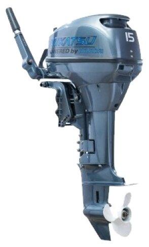 Лодочный мотор Mikatsu M15FS