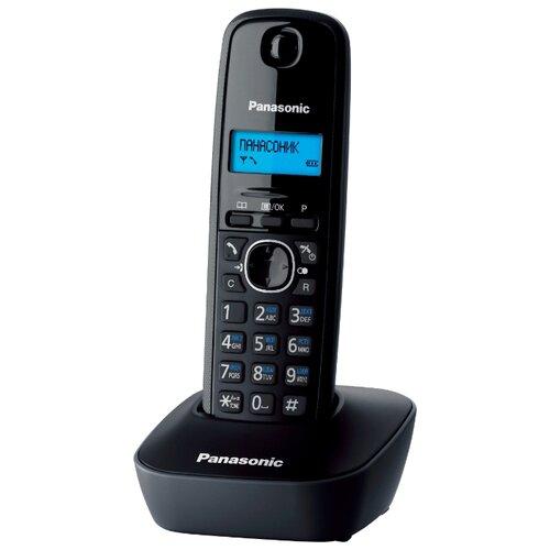 Купить Радиотелефон Panasonic KX-TG1611 серый