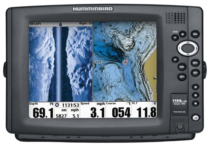 Humminbird 1199ci HD SI Combo