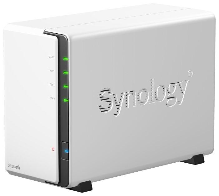 Сетевой накопитель (NAS) Synology DS213air
