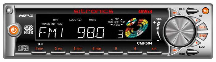 Автомагнитола Sitronics CMR 504