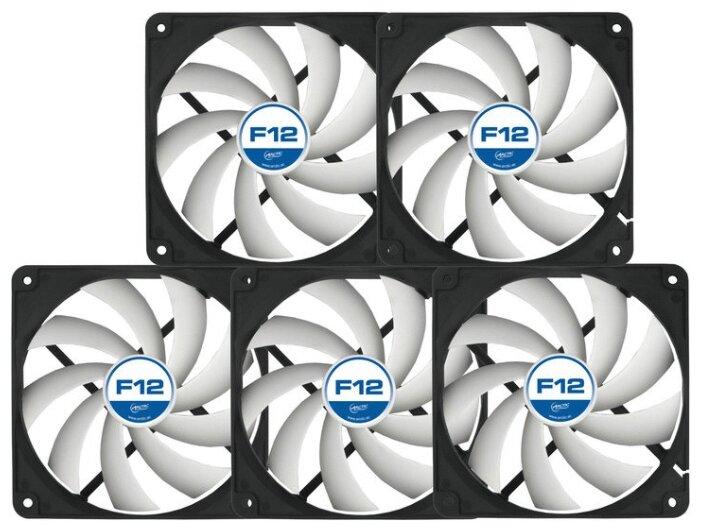 Система охлаждения для корпуса Arctic Cooling Arctic F12 Value Pack