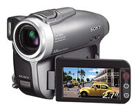 Sony DCR-DVD403E
