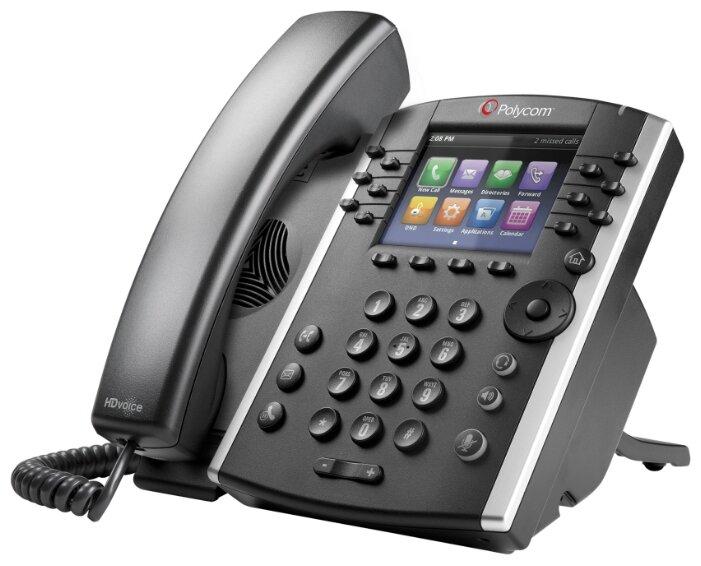VoIP-телефон Polycom VVX 401