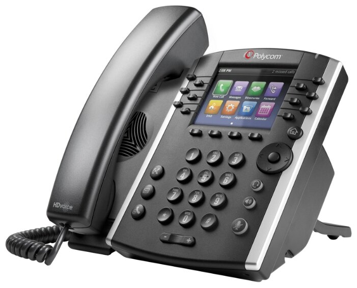 Polycom VoIP-телефон Polycom VVX 411