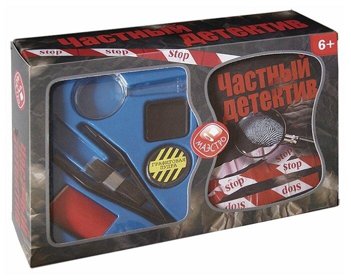 Игровой набор Новый формат Частный детектив
