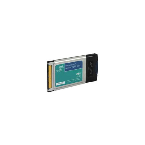 Wi-Fi адаптер 3COM OfficeConnect Wireless 11a/b/g PC Card