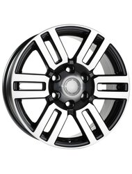 Диск RPLC-Wheels TO70 S 7.5x18/6x139.7 D106.1 ET25 - фото 1