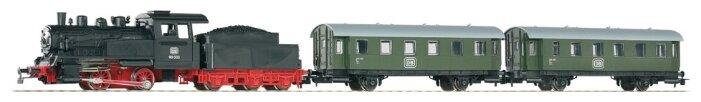 "PIKO Стартовый набор ""Пассажирский поезд DB"", серия Hobby, 57110, H0 (1:87)"