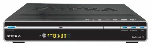 SUPRA DVS-109UX