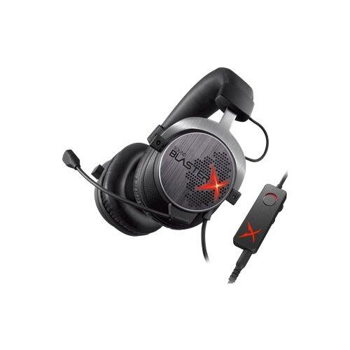 Компьютерная гарнитура Creative Sound BlasterX H7 гарнитура