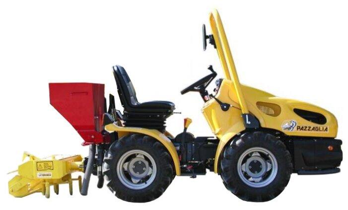 Мини-трактор Pazzaglia Sirio 4x4