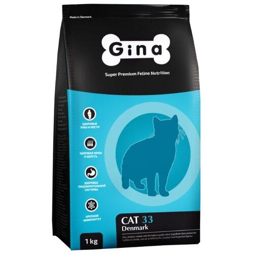 Корм для кошек Gina Cat 33 (3 кг)Корма для кошек<br>