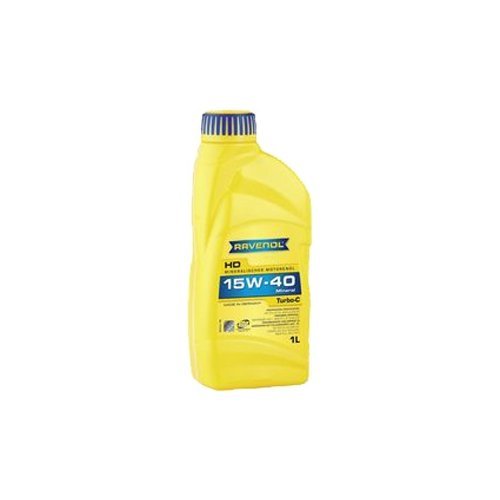 цена на Моторное масло Ravenol Turbo-C HD-C SAE 15W-40 1 л