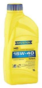Моторное масло Ravenol Turbo-C HD-C SAE 15W-40 1 л