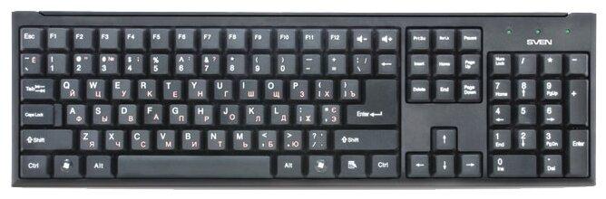 SVEN Клавиатура и мышь SVEN Standard 310 Combo Black USB