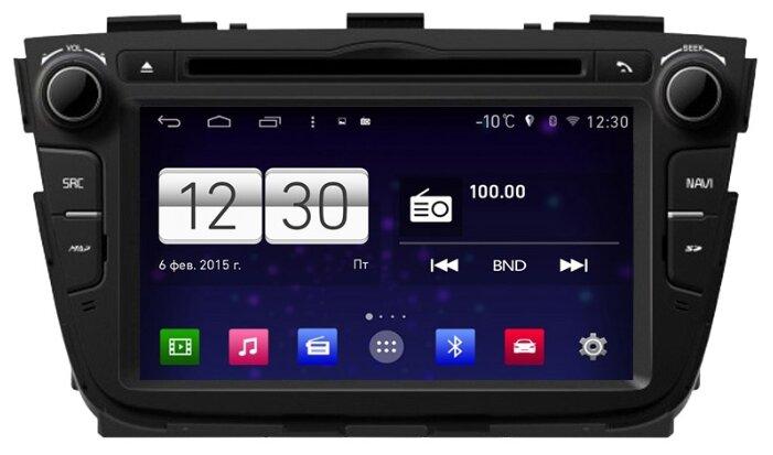 FarCar s160 Kia Sorento 2013+ на Android (m224)