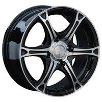 Диск колесный LS Wheels 131 6.5x15/5x108 D73.1 ET47 BKF