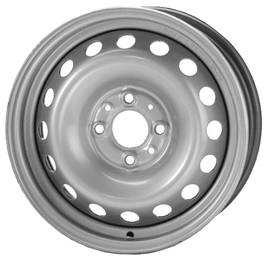 Купить Колесный диск ТЗСК Chevrolet Cruze/Opel Astra J 6.5x16/5x105 D56.6 ET39 по низкой цене с доставкой из Яндекс.Маркета (бывший Беру)