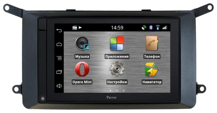 Автомагнитола Parrot ASTEROID Smart Peugeot 4008