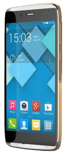 Смартфон Alcatel OT6032Х Soft Gold