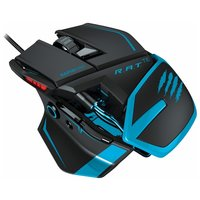 Мышь Mad Catz R.A.T. TE Gaming Mouse for PC and Mac Matte Black USB