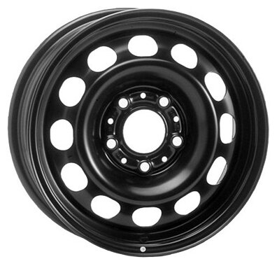 Колесный диск Magnetto Wheels 17001 7.5x17/5x108 D63.3 ET52.5 Black