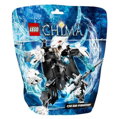 Конструктор LEGO Legends of Chima 70212 ЧИ Сэр Фангар