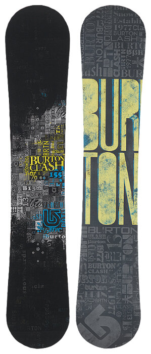 Сноуборд BURTON Clash (08-09)